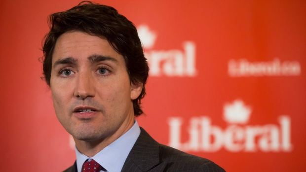 جاستن تردو حزب الليبرالي الكندي الفوركس العربي