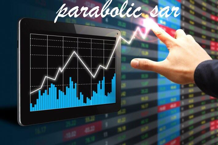 شرح مؤشر التوقف و الانعكاس parabolic sar .