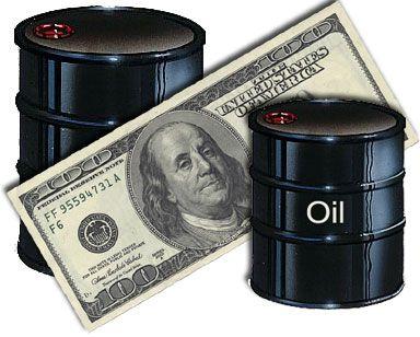 هل هبوط النفط بفعل الدولار ؟!