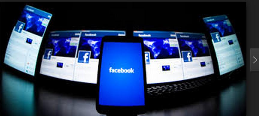 الحركة السعرية لسهم الفيس بوك