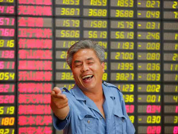 الأسهم الصينية ترتفع خلال تعاملات يوم الاثنين..
