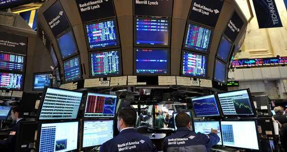 البورصة الامريكية تفتتح على ارتفاع