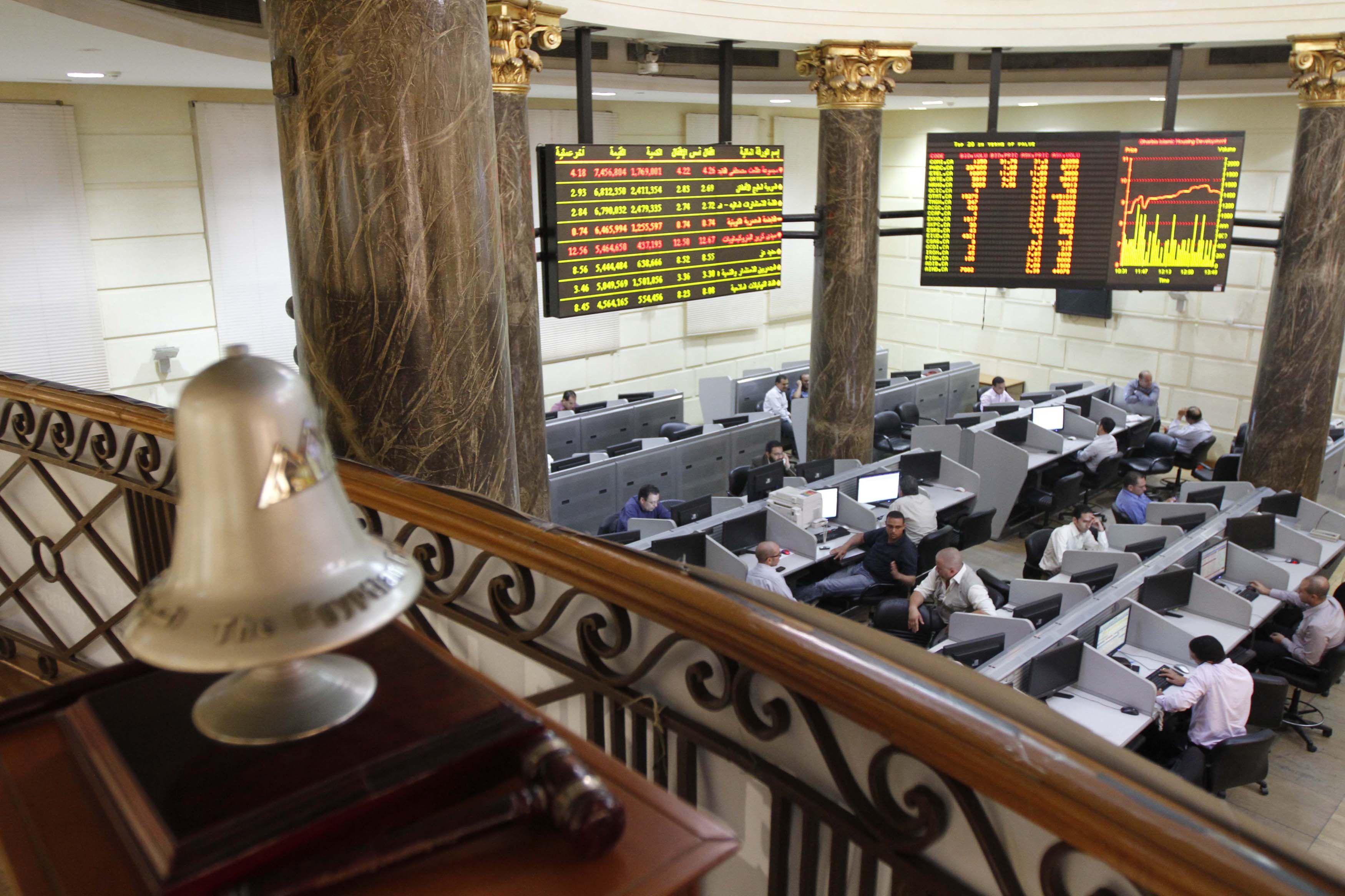 ارتفاعٌ جماعي لمؤشرات البورصة المصرية…
