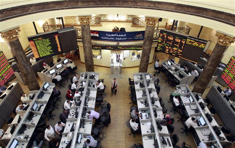 البورصة المصرية تغلق على ارتفاع