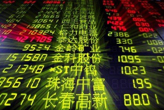 شنغهاي المركب يرتفع بنحو 4.91% اليوم