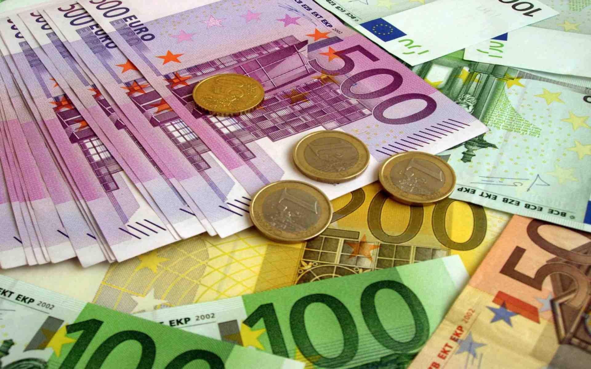 منطقه اليورو تعود الانكماش المالي ..!!