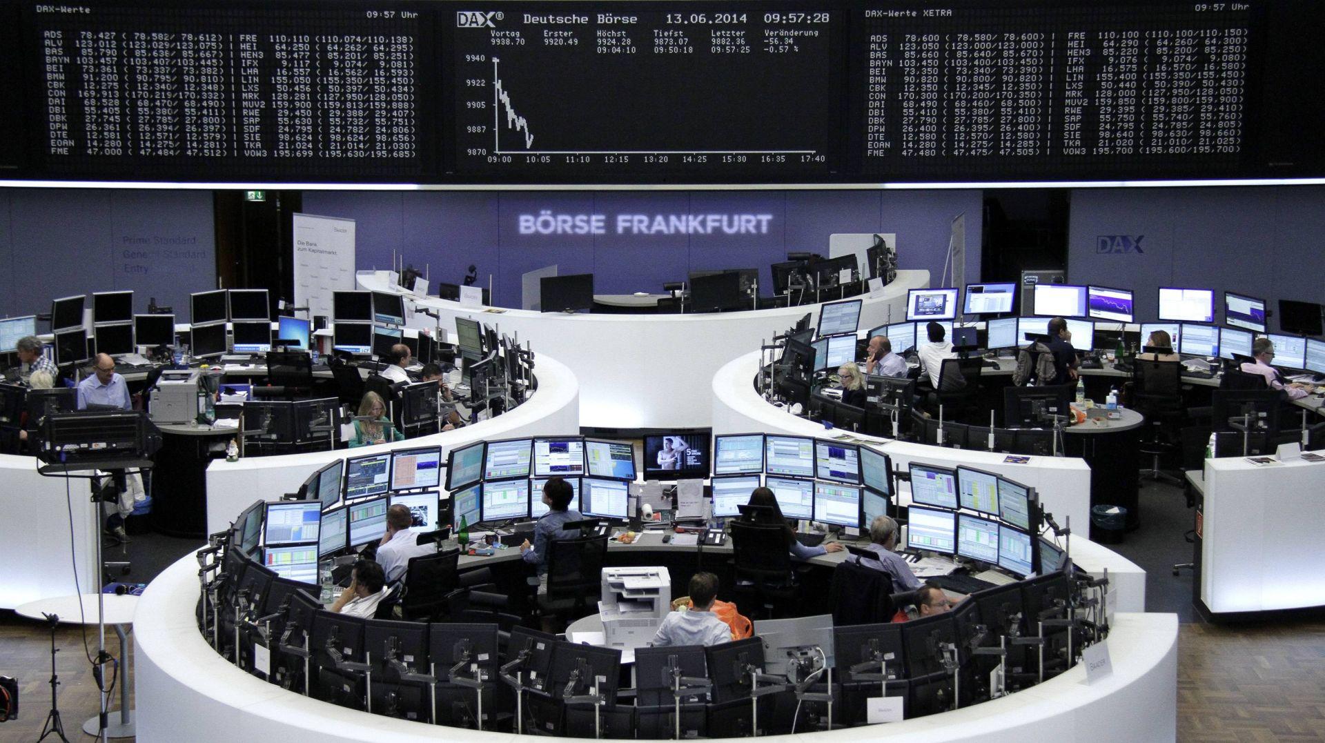 غموض تصريحات الفيدرالي تتسبب في انخفاض الأسهم الأوروبية