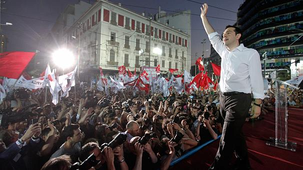 سيريزا يفور انتخابات اليونان الفوركس العربي