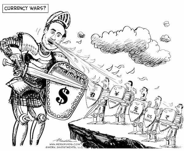 الصين أعلنت عن عدم بدء حرب العملات
