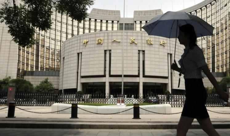 انخفاض الاحتياطي النقدي في الصين انخفاض قاسي