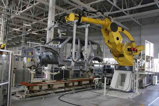 الناتج الصناعي الألماني