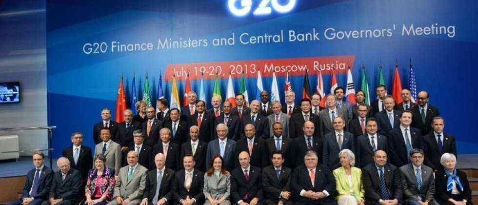 حجم نمو الاقتصاد العالمي ابطاء من المتوقع حسب رؤية مجموعة العشرين