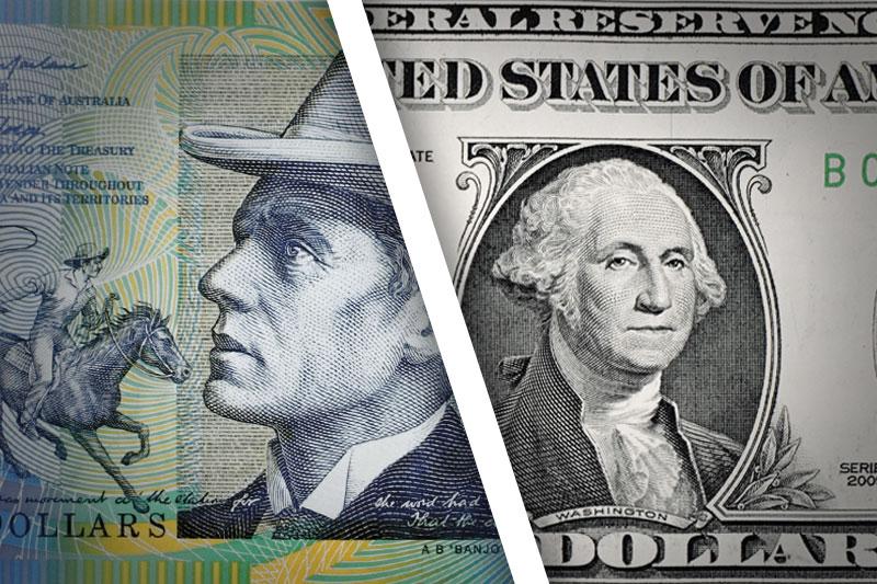 الأسترالي مقابل الدولار .. فرصة بيع ..!؟