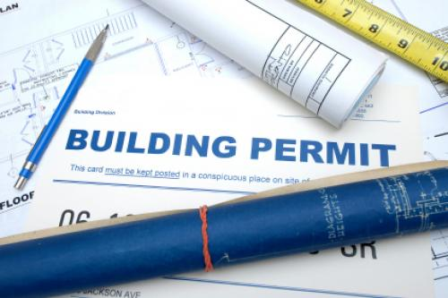 تصاريح البناء الكندية سلبية