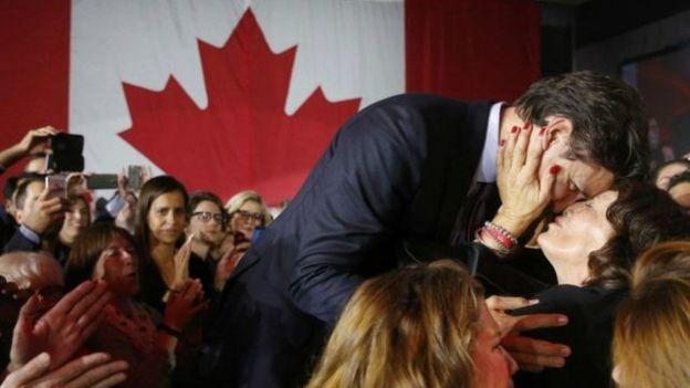 توجهات جاستين ترودور رئيس الحكومة الكندية الجديد