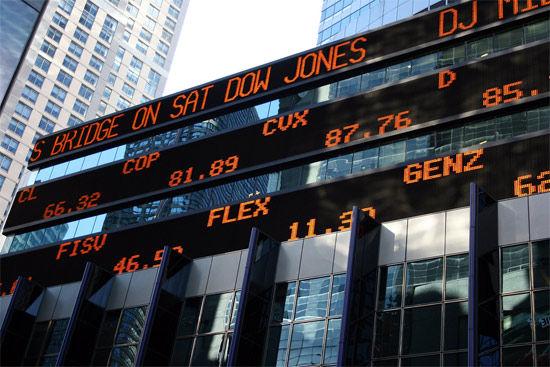 إغلاقاتٌ مرتفعة للأسهم الأمريكية …