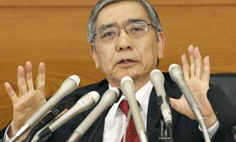 أهم ما ورد في حديث كورودا رئيس بنك اليابان