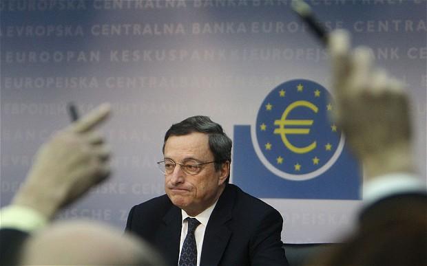 أهم تصريحات ماريو دراجي في المؤتمر الصحفي للمركزي الأوروبي
