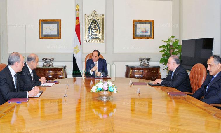 إستقالة هشام رامز محافظ البنك المركزي المصري
