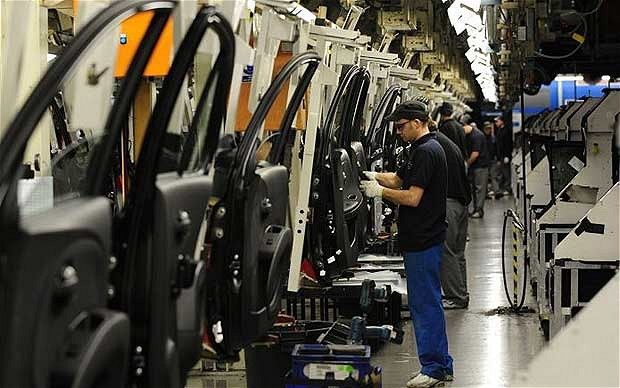 بياناتٌ سلبيةٌ جديدة للاقتصاد البريطاني ..!!