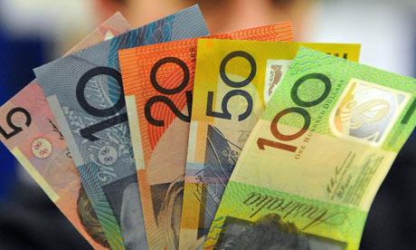تثبت أسعار الفائدة علي الدولار الاسترالي