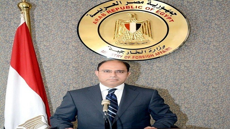 الخارجية المصرية ترد علي تصريحات اردوغان