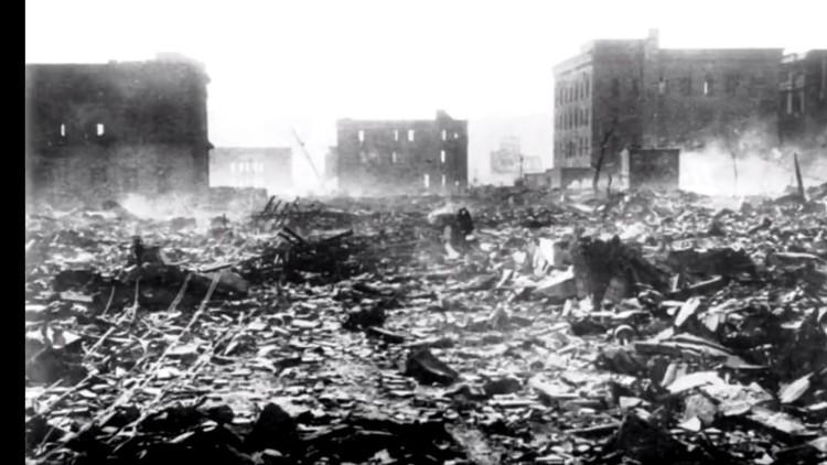موسكو تكشف تسجيلا سريا للضربة الذرية الامريكية لهيروشيما و ناغازاكي اليابانيتين