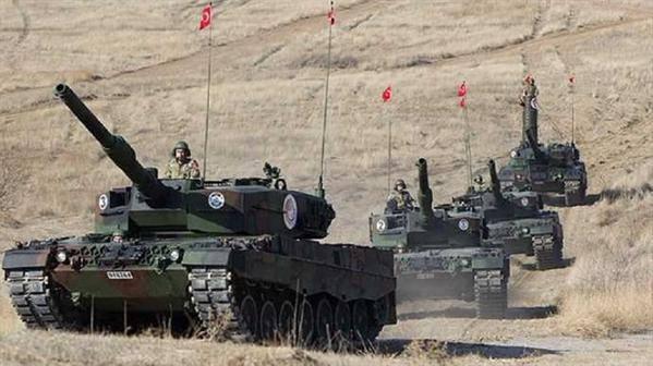 تركيا تعلن تطهير حدودها مع سوريا من داعش الارهابية
