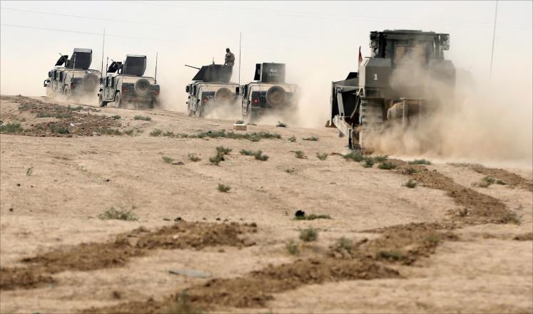 القوات العراقية توقف هجماتها بالموصل ليومين قبل استئناف التقدم
