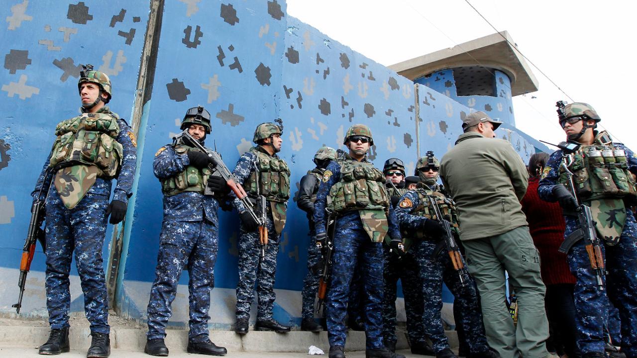 قوات العراق تحقق مكاسب لاول مرة  بالموصل منذ اسبوع