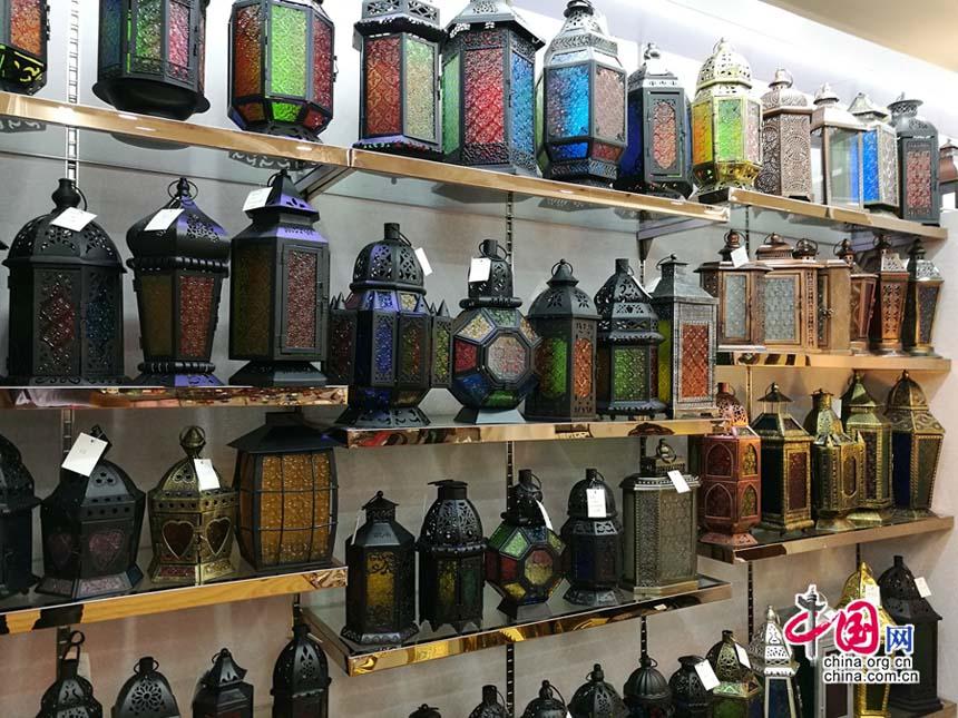 تعرف على مدينة إييوو الصينية أكبر مصدر لفوانيس رمضان