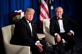 ترامب واستراليا معا فى حرب ضد الارهاب