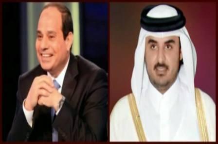 مفاجأة مصرية للمطلوبين على قوائم الإرهاب بقطر .
