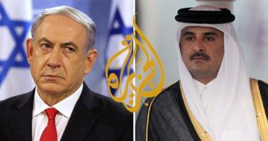 نتنياهو أمر باتخاذ الخطوات القانونية لغلق قناة الجزيرة فى إسرائيل