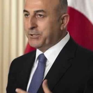 وزير خارجية تركيا يحرض على مصر أثناء زيارته لقطر .