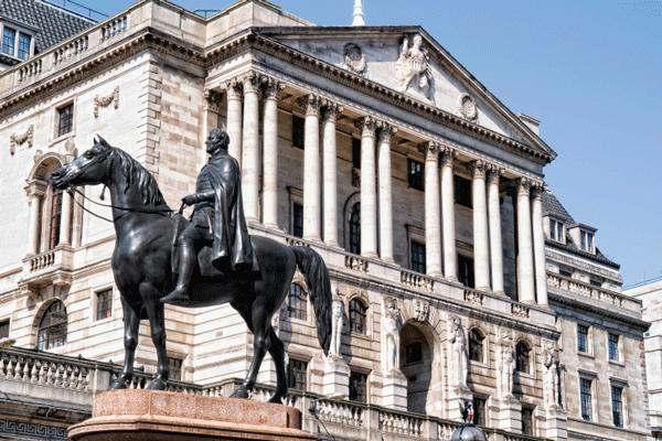 لجنة السياسة النقدية ببنك انجلترا تبقى على أسعار الفائدة دون تغيير