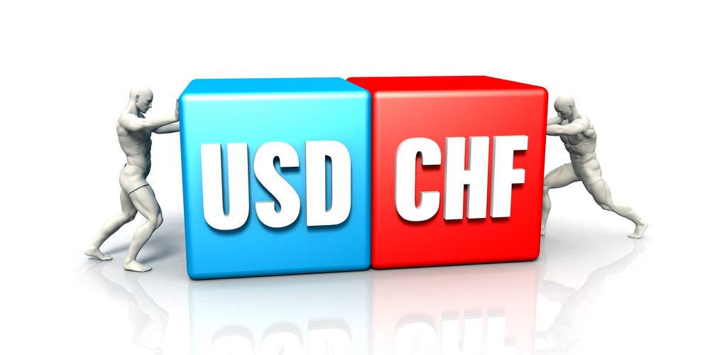 الدولار فرنك وفرصة بيع قوية .