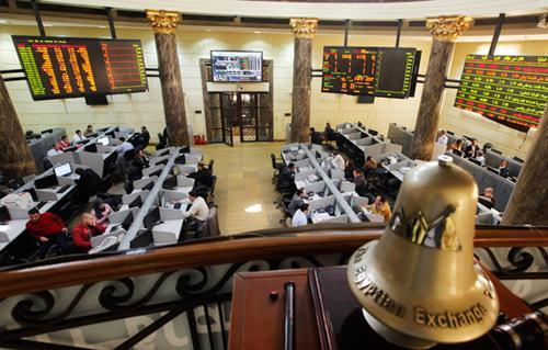 البورصة المصرية تخسر 16.7 مليار جنيه من راس المال السوقى للبورصة