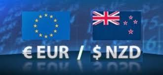 رؤية فنية على اليورو نيوزلاندى