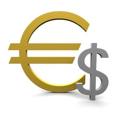 رؤية فنيةعلى اليورو مقابل الدولار