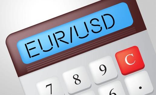 اليورو دولار يكمل نموذج رأس وكتفين , فهل سينهار ؟