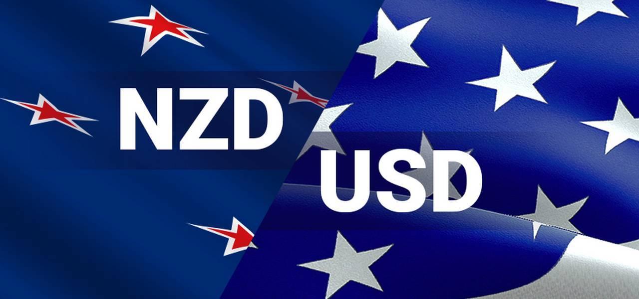 رؤية فنية على النيوزلاندى مقابل الدولار