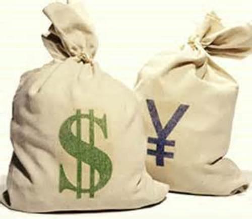 رؤية فنية على الدولار مقابل الين