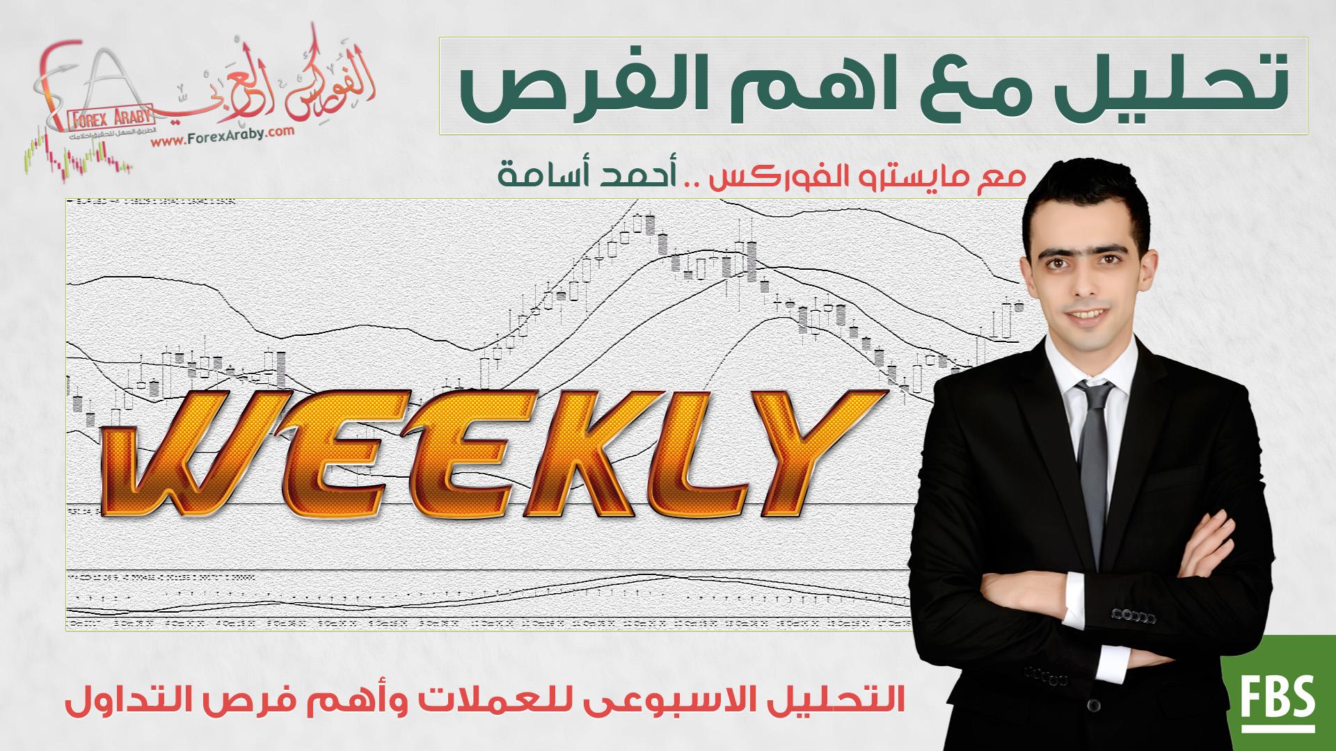 التحليل الاسبوعى من 4 حتى 8 ديسمبر وأهم فرص التداول