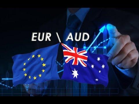 نظرة فنية لليورو مقابل الدولار الاسترالى EUR/AUD