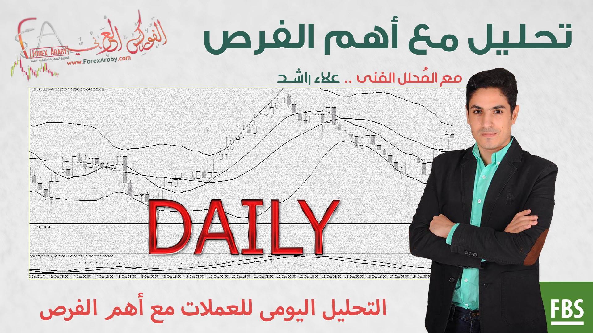 التحليل اليومى للعملات وأهم الفرص ليوم 10/1/2018