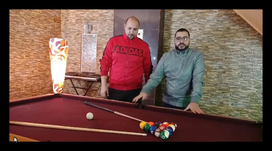الفيديو الاخير قبل السفر الى لبنان وسوريا
