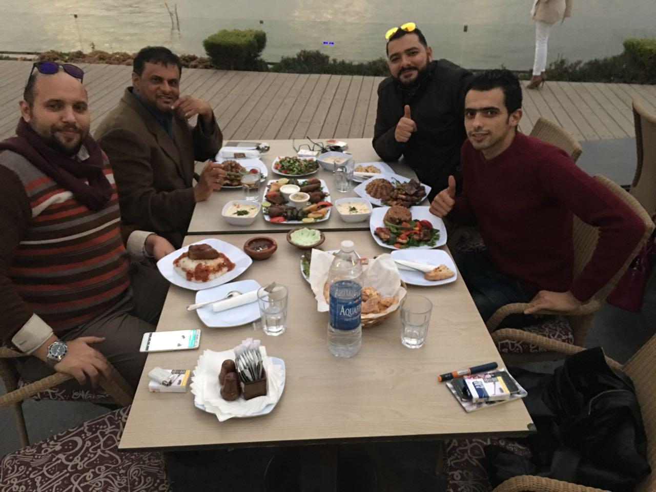 زيارة المُستشار د. عبدالله الراشدى شريك الفوركس العربى بسلطنة عُمان