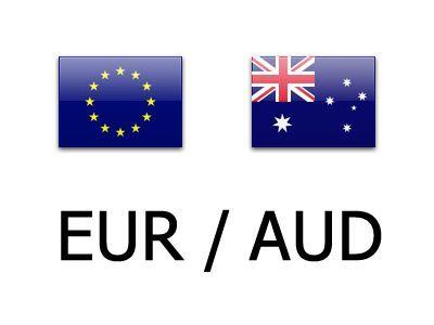 هل سيكمل اليورو مقابل الدولار الاسترالى الترند الهابط ؟
