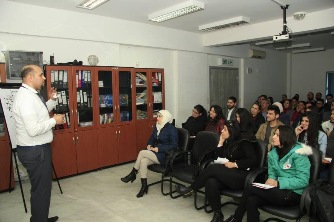 استمرار فعاليات الفوركس العربى فى سوريا ولبنان
